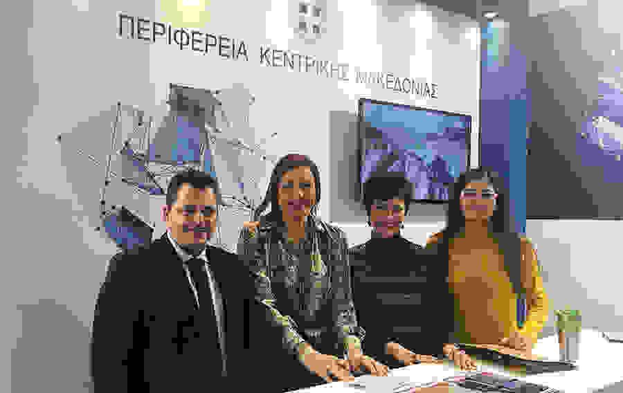 Στη Zootechnia 2019 ο αντιπεριφερειάρχης Ημαθίας Κώστας Καλαϊτζίδης
