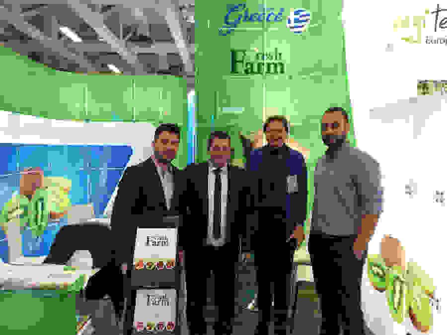 Εντυπωσιακές οι συμμετοχές της Ημαθίας και στη φετινή Fruit Logistica 2019