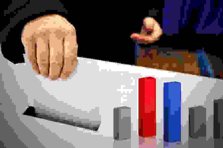 Δημοσκόπηση  Πρώτη η ΝΔ με τεράστια διαφορά  Πεντακομματική Βουλή