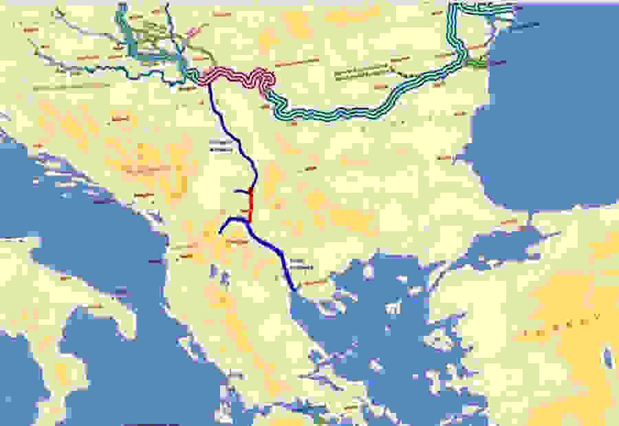 Ειδικές περιφέρειες και νέα «Διώρυγα» μέσω Ελλάδας