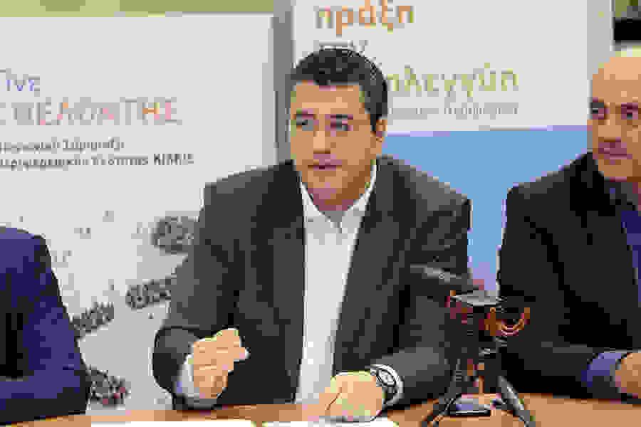 Α. Τζιτζικώστας: «Τρόφιμα και είδη πρώτης ανάγκης από την Περιφέρεια Κεντρικής Μακεδονίας σε 4.000 πολίτες του Κιλκίς που χτυπήθηκαν από την κρίση»