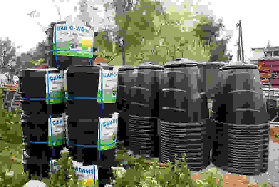 Δωρεάν κομποστοποιητές και κάδους βιοαποβλήτων παραχωρεί ο δήμος Βέροιας