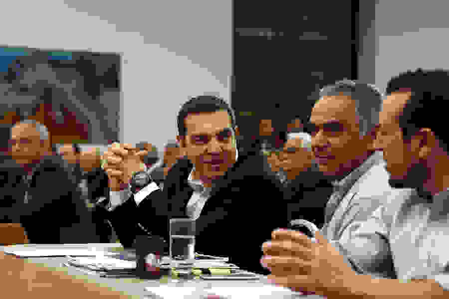Τα ονόματα για το ευρωψηφοδέλτιο του ΣΥΡΙΖΑ: Ο πασίγνωστος ηθοποιός που θα προκαλέσει έκπληξη (ΦΩΤΟ)