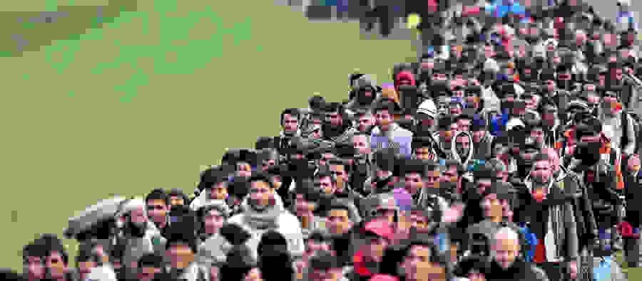 «Η ανεξέλεγκτη μετανάστευση θα αλλάξει τον εθνολογικό χάρτη της χώρας»