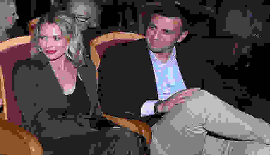 Παντρεύονται Τζένη Μπαλατσινού και Βασίλης Κικίλιας – Δείτε την αναγγελία γάμου