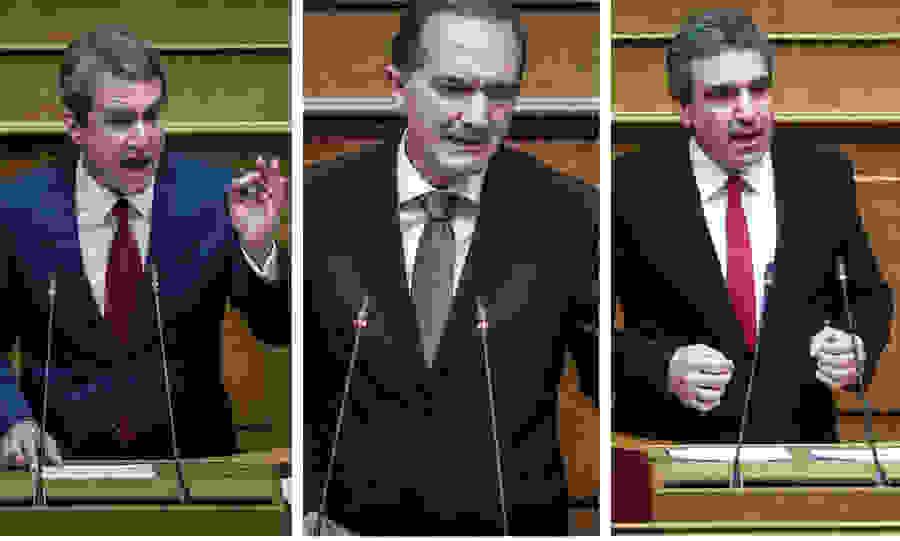 Βουλή: Άρση ασυλίας για Λοβέρδο, Σαλμά, Φωκά