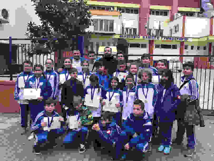 Ο ΑΣ JUDO-Ολυμπιακής Ελπίδας Βέροιας, συμμετείχε το τελευταίο διάστημα σε 2 σημαντικές αθλητικές διοργανώσεις που πραγματοποιήθηκαν, η πρώτη στα Βασιλικά Θεσσαλονίκης