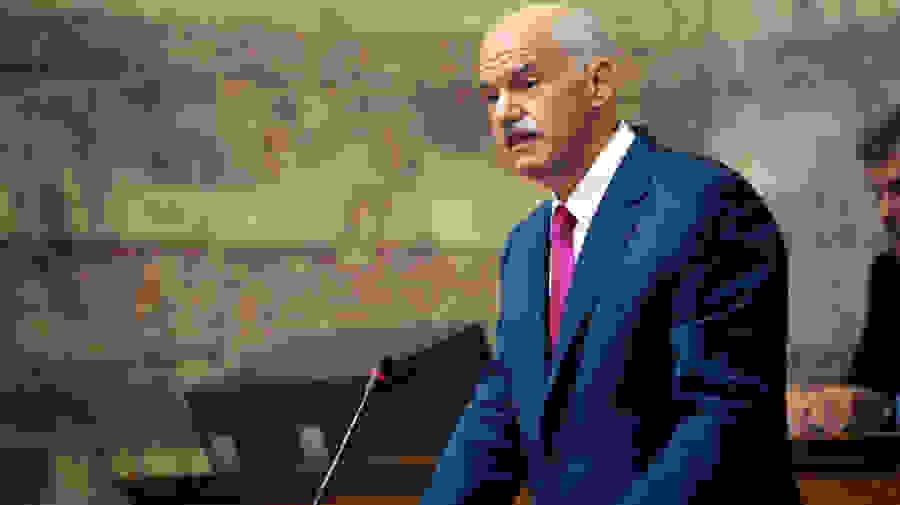 Για σημαντικό πόστο προορίζει σύμφωνα με πληροφορίες ο πρωθυπουργός Αλέξης Τσίπρας τον πρώην πρωθυπουργό Γιώργο Παπανδρέου.