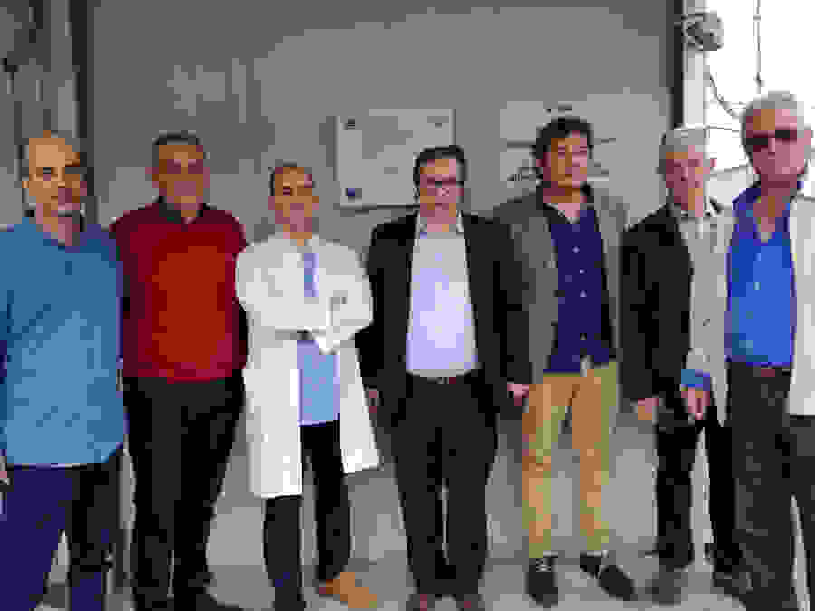 Προτεραιότητα στον Πολίτη: επίσκεψη Αντώνη Μαρκούλη σε Νοσοκομείο και ΟΚΑΝΑ
