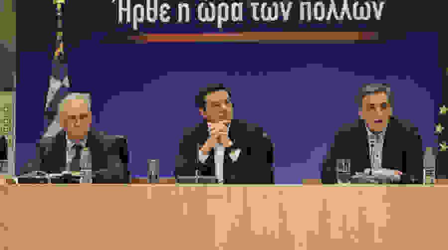 Δραγασάκης: Δεν μπορούσαμε να ανακοινώσουμε πολύ πριν τις εκλογές τα μέτρα