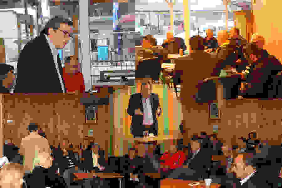 Προτεραιότητα στον Πολίτη: επίσκεψη Αντώνη Μαρκούλη σε Λυκογιάννη και Ν. Νικομήδεια