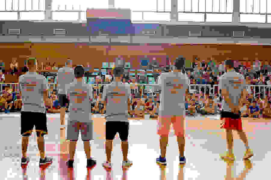 Ξεκινάει την Τρίτη το πρωί το 5ο συνεχόμενο Veria Basketball Camp 2019 που θα διεξαχθεί φέτος σε δυο χρονικές περιόδους.  Οι αθλητές που θα συμμετέχουν πρέπει να γνωρίζουν τα εξής