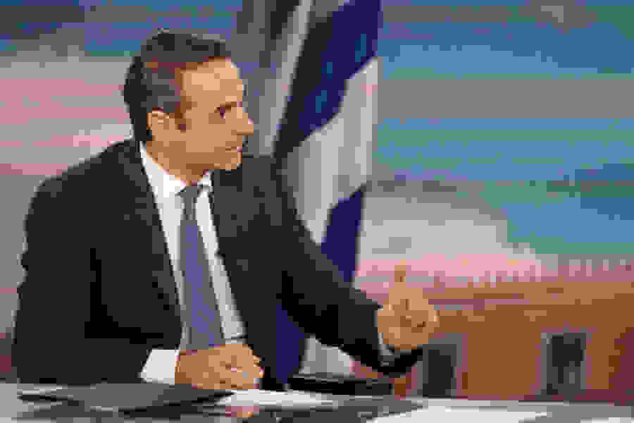 Κ.Μητσοτάκης: «Δεν θα μειωθούν οι συντάξεις – Δεν θα γίνουν απολύσεις στο Δημόσιο»