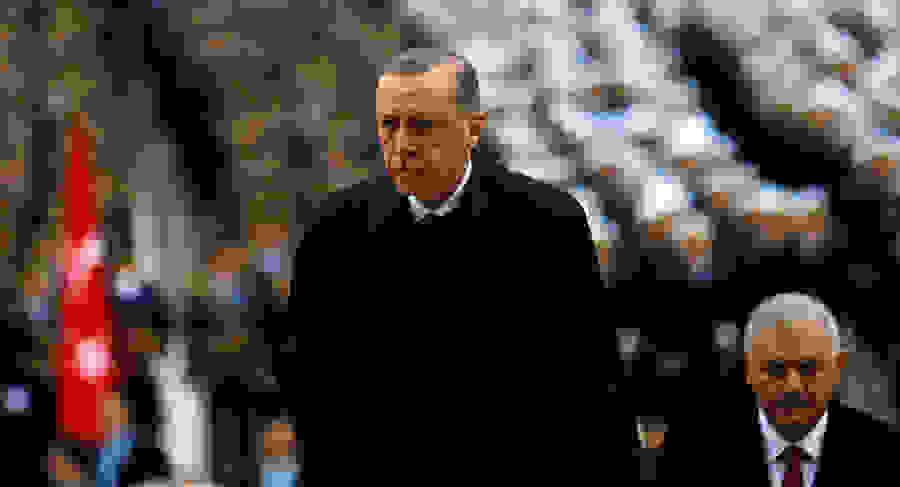 Κάτι συμβαίνει με την υγεία του Ερντογάν