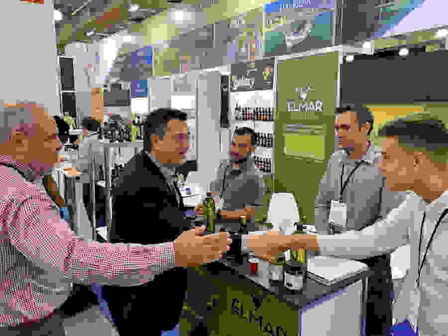 """Ο Περιφερειάρχης Κεντρικής Μακεδονίας Απόστολος Τζιτζικώστας στη διεθνή έκθεση τροφίμων – ποτών  """"Summer Fancy Food Show 2019"""" στη Νέα Υόρκη"""
