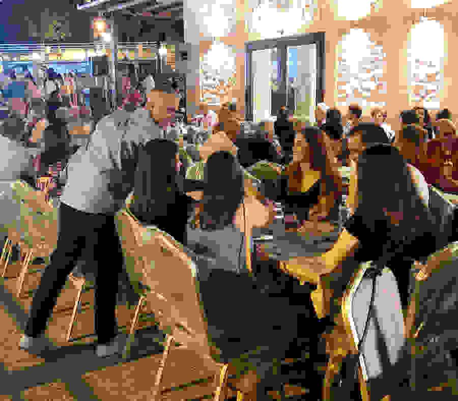 Λάζαρος Τσαβδαρίδης  Μία πολύ όμορφη βραδιά γεμάτη χορό, τραγούδια, παράδοση. Το 7ο Αντάμωμα των Τριλοφιωτών