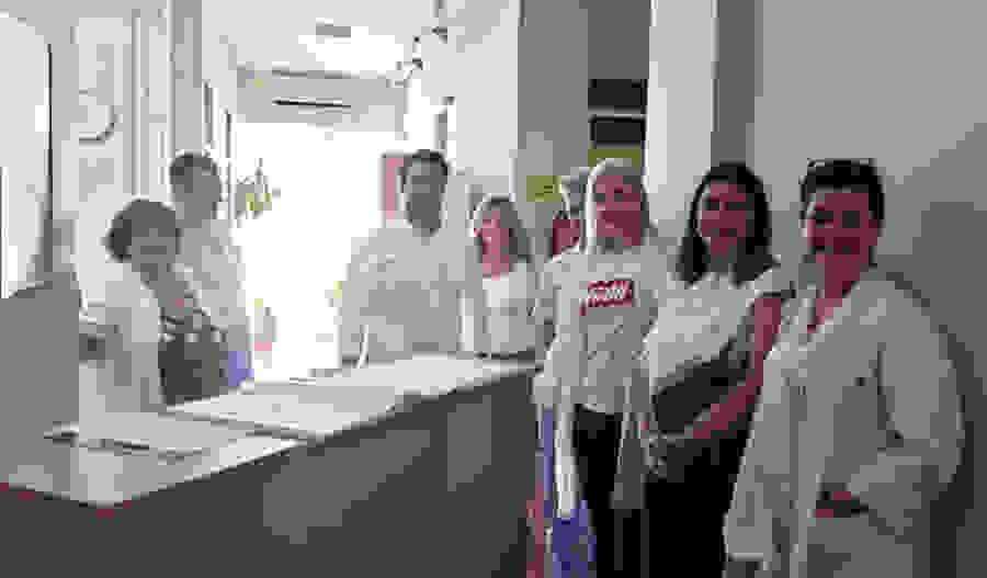 Στο Νοσοκομείο και στο Τελωνείο Βέροιας ο υπ. βουλευτής Ημαθίας Τάσος Μπαρτζώκας