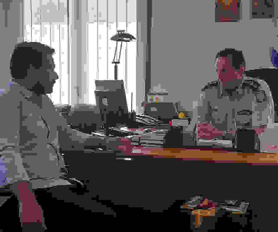 Επίσκεψη Τάσου Μπαρτζώκα σε Διεύθυνση Αστυνομίας Ημαθίας και Π.Υ. Βέροιας – Συμμετοχή στις εκδηλώσεις για τους Απόστρατους της ΕΛ.ΑΣ.