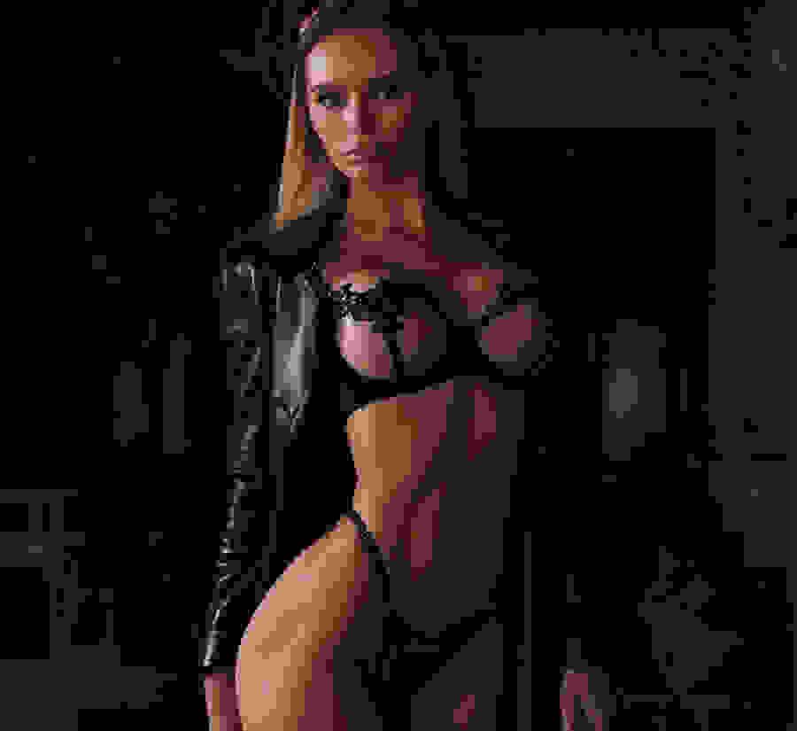 Olya Abramovich: Το μοντέλο με την αγγελική ομορφιά και το κορμί για αμαρτίες (Εικόνες)