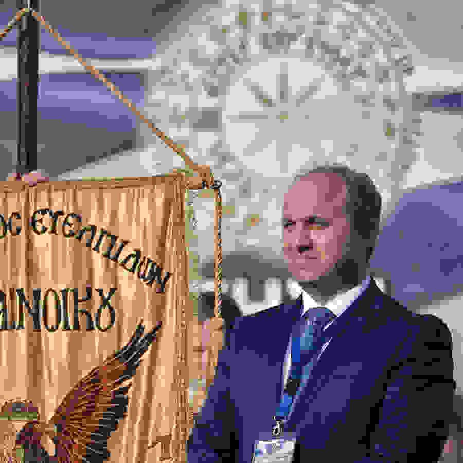 Γεώργιος Ευθ. Τάτσιος  H κυβέρνηση ΠΡΕΠΕΙ ΚΑΙ ΜΠΟΡΕΙ να μπλοκάρει τις «Πρέσπες» στον ΟΗΕ