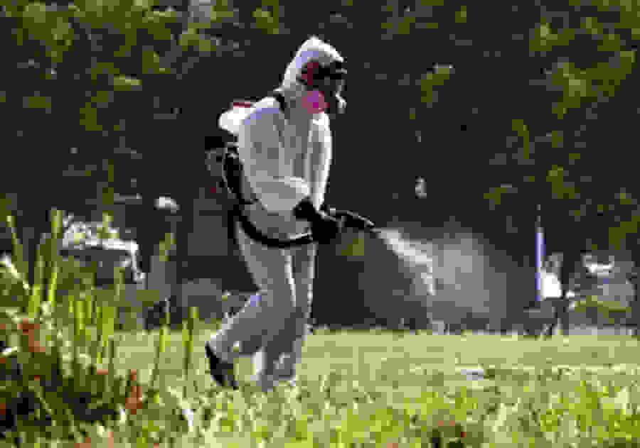 Επαναληπτικός ψεκασμός ULV αύριο το βράδυ στον οικισμό Μέσης για την αντιμετώπιση των ακμαίων κουνουπιών