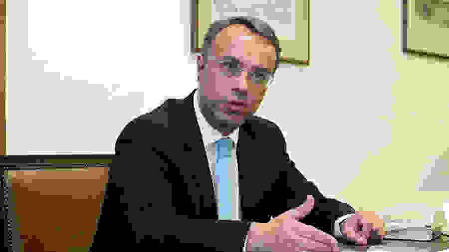 Σταικούρας: Ξεκίνησε η απαλλαγή της μεσαίας τάξης από την υπερφορολόγηση