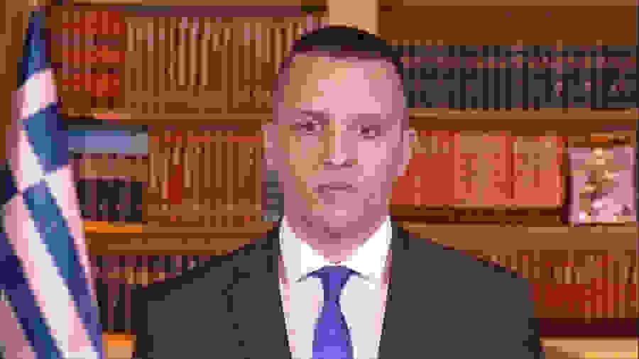 Νέο κόμμα ανακοίνωσε ο πρώην χρυσαυγίτης Ηλίας Κασιδιάρης