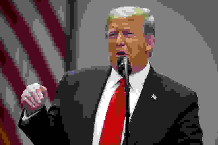 Τραμπ: Διακόπτουμε κάθε σχέση με τον ΠΟΥ