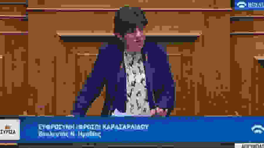 Ερώτηση Π. Πέρκα, Φρ. Καρασαρλίδου, Θεοδ. Τζάκρη στη Βουλή: Προβλήματα στις μετακινήσεις των κατοίκων λόγω της αναστολής του πρωινού δρομολογίου 'Φλώρινα-Θεσσαλονίκη'