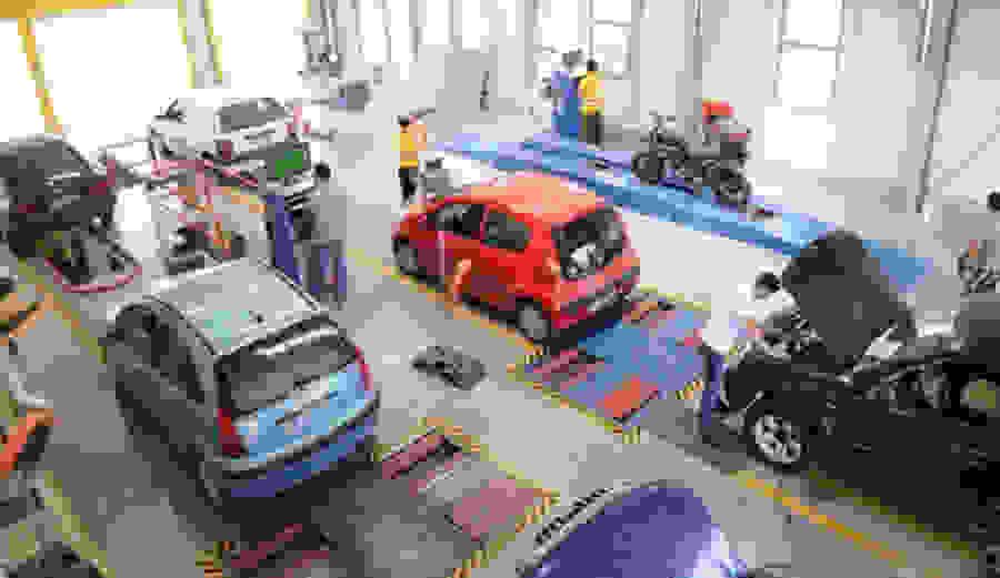 Επίσκεψη στο ΚΤΕΟ κάθε χρόνο για ιδιοκτήτες παλαιών αυτοκινήτων