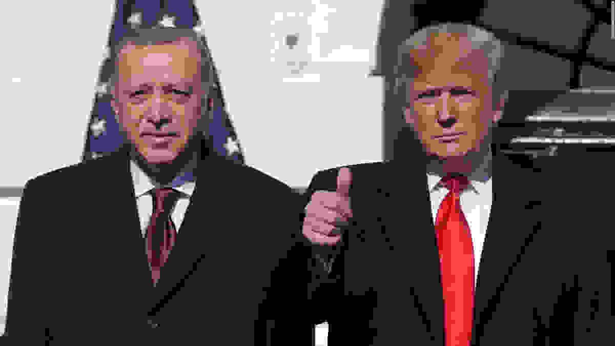 Αποκαλύψεις CNN για τον Τραμπ: Ο Ερντογάν του τηλεφωνούσε έως και δύο φορές την εβδομάδα