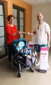 Δήμος Νάουσας: Παραδόθηκαν τα πρώτα παρκοκρέβατα σε οικογένειες δημοτών που απέκτησαν παιδί