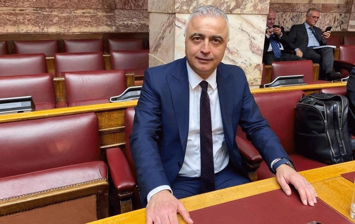 Λάζαρος Τσαβδαρίδης: «Τέλος στο χάος με τους μπαχαλάκηδες στις διαδηλώσεις βάζει η Κυβέρνηση της ΝΔ video