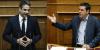 """Αντιπαράθεση Μητσοτάκη-Τσίπρα: """"Είστε θρασύτατος, τώρα θυμηθήκατε τη Μεταπολίτευση"""""""