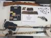 Συνελήφθη ημεδαπός άνδρας στις Σέρρες για κατοχή αρχαίων νομισμάτων και παράνομη οπλοκατοχή