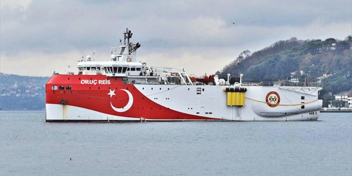 Οι Τούρκοι αναβάλλουν τις έρευνες του Oruc Reis