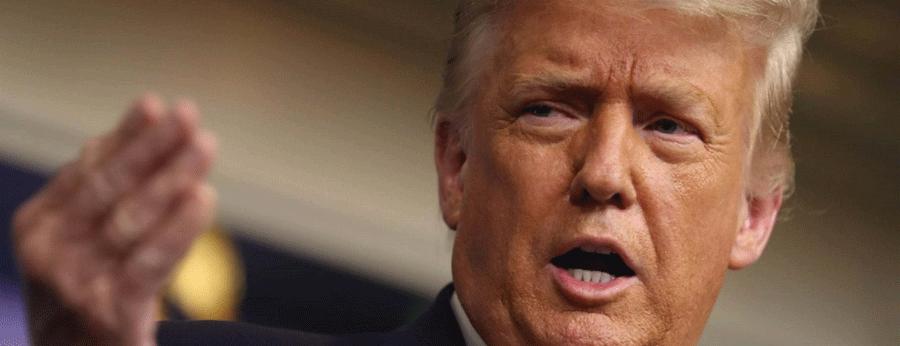Ο Ντόναλντ Τραμπ ζητά αναβολή των προεδρικών εκλογών στις ΗΠΑ