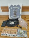 Από το Τμήμα Ασφάλειας Πολυγύρου συνελήφθησαν 2 άτομα για διακίνηση κοκαΐνης