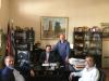 Εργασίες συντήρησης οδών ξεκινάει ο Δήμος Βέροιας   Υπογράφτηκαν οι σχετικές συμβάσεις από το Δήμαρχο