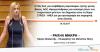 Ραχήλ Μακρή: «2,4 δις δολ, για αναβάθμιση αεροσκαφών τρίτης γενιάς, βάσεις, ΑΟΖ, υδρογονάνθρακες και εκποίηση όλων των τουριστικών φιλέτων του δημοσίου είναι τα δώρα ΣΥΡΙΖΑ - ΑΝΕΛ για μια φωτογραφία και παραμονή στην εξουσία»