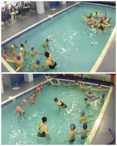 Πρόγραμμα εκμάθησης κολυμβησης στα Δημοτικά σχολεία
