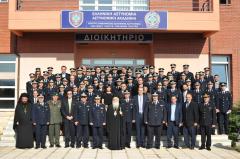 Τελετές αγιασμού στις Σχολές Μετεκπαίδευσης και Επιμόρφωσης Ελληνικής Αστυνομίας σε Αθήνα και Βέροια, για την έναρξη του νέου εκπαιδευτικού έτους 2017-2018