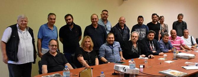 Επίσκεψη Μελέτης Ανθοπαραγωγών στην Καλαμάτα