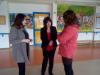 'Η βουλευτής Φρόσω Καρασαρλίδου επισκέφθηκε σχολεία ειδικής αγωγής'.