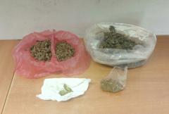 Σύλληψη για κατοχή ναρκωτικών