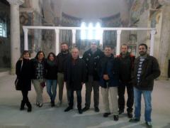 Ταξίδι εξοικείωσης ισπανών τουριστικών πρακτόρων και δημοσιογράφων στη Βέροια.