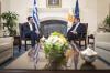 Δηλώσεις του Πρωθυπουργού, Αλέξη Τσίπρα και του Προέδρου της Κυπριακής Δημοκρατίας, Νίκου Αναστασιάδη, κατά τη διμερή συνάντηση τους, στη Λευκωσία, στο πλαίσιο της τριμερούς Συνόδου Κορυφής Ελλάδας-Κύπρου-Αιγύπτου
