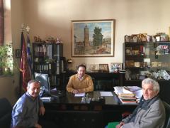 Σύμβαση για την αντικατάσταση της στέγης του 8ου Νηπιαγωγείου υπέγραψε ο Δήμαρχος Βέροιας