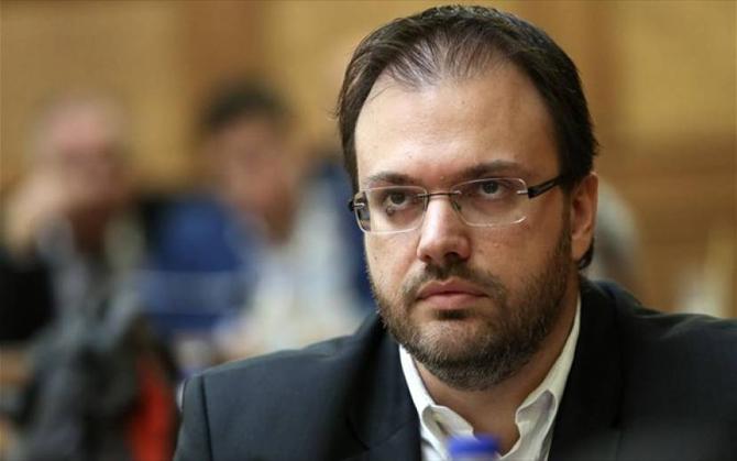 Δήλωση του Θανάση Θεοχαρόπουλου για την εκλογή επικεφαλής στο νέο φορέα της κεντραριστεράς