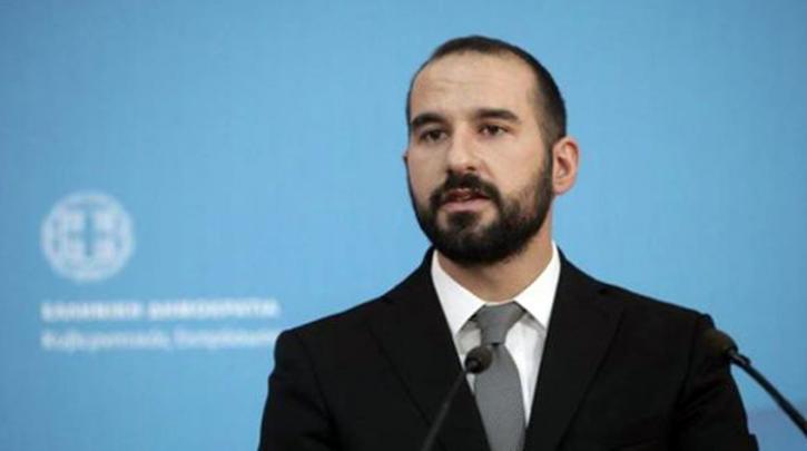 Δήλωση του υπουργού Επικρατείας και Κυβερνητικού Εκπροσώπου, Δημήτρη Τζανακόπουλου, για τα επιπλέον έκτακτα μέτρα για τους πλημμυροπαθείς